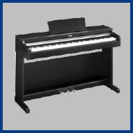 Digitalpianos/Orgeln