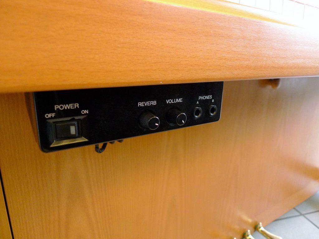 yamaha b2 silent 2007 der klavierladen. Black Bedroom Furniture Sets. Home Design Ideas
